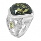 Gold Flake Ring Nrb5901-GL-R